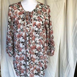 Anthropologie Pleoine Tunic/short dress